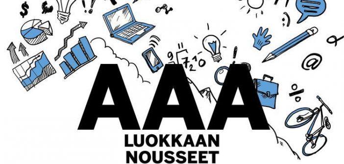 37 yritystä nousi AAA-luokkaan – katso lista paikkakunnittain | Yrittajat.fi